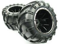 Maverick 1:5 Blackout MT MV24107 Reifen auf Felge 2 Stück 22 mm Aufnahme MTB®