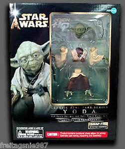 Star Wars Yoda PVC Figurine Snap-Fit 1:7 Echelle 13cm Kotobukiya