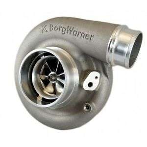 BORG WARNER S300SX-E Super-Core Turbo 69mm Inducer - Forged Mill Wheel Authentic