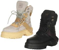 Auswahl Damen Boots PUMA Fenty By Rihanna Stiefel Schnürboots Nubukleder