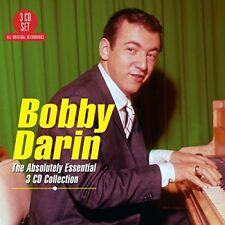 BOBBY DARIN - ABSOLUTELY ESSENTIAL 3 CD NEUF