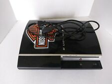 Sony PlayStation 3 PS3 Fat 80GB Original Console And Power Cord (Sony PS3)