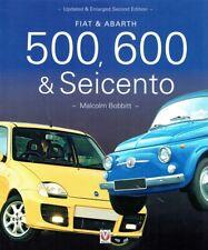 Bobbitt, Malcolm - Fiat & Abarth 500, 600, & Seicento