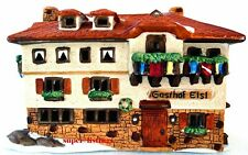 Dept. 56 Gasthof Eisl Alpine Village Guest House Issued 1986 Mint in Box 65406