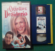VHS FILM Ita Sentimentale L'OGGETTO DEL MIO DESIDERIO ex nolo no dvd(VH75)