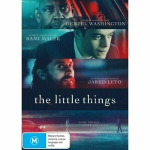 THE LITTLE THINGS DVD, NEW & SEALED -NEW RELEASE -FREE POST