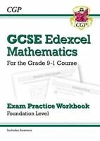 GCSE Maths Edexcel Exam Practice Workbook: Foundation - for the Grade 9-1 Course