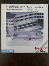 Herpa Airport Accessories V Airport Jetways 1:500 519694