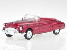Buick Roadmaster Serie 70 red metallic modelcar NewRay 1:43