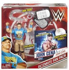 John Cena Ultimate WWE Mattel Fan Pack Action Figure Toy - Free Ship - Mint PKG