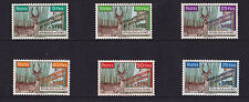Guinea - 1961 Animal Protection Overprints - U/M - SG 283-8