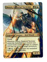 Derevi Empyrial Tactician Altered Full Art MTG Magic Commander EDH Gift Birthday