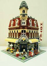 LEGO Cafe Corner - 10182 Creator  - Factory - Modular Building