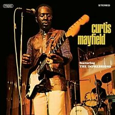 Curtis Mayfield - Curtis Mayfield Featuring The Impressions [New Vinyl] Ltd Ed,