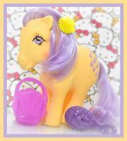 ❤️My Little Pony MLP G1 Vtg 1982 Lemon Drop EURO Variant European Nirvana❤️