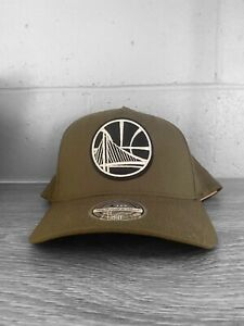 GOLDEN STATE WARRIORS SNAPBACK MITCHELL AND NESS NBA