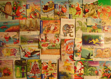 Christmas Island 50 Different Used
