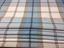 PORTER AND STONE TARTAN ROMAN BLACKOUT LINED BLIND MADE TO MEASURE IN THE SKY