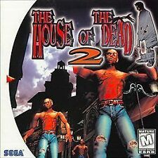 House of the Dead 2 (Sega Dreamcast, 1999) - Japanese Version