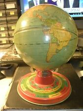 Antique Globe - Ca. 1925 Six Inch Diameter World Globe