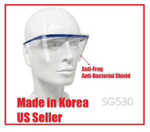 Original Eye Face Shield  Transparent Clear Anti-fog Protector Detachable