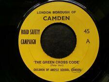 Die Green Cross Code, London Borough of Camden, Verkehrssicherheit aufzeichnen.
