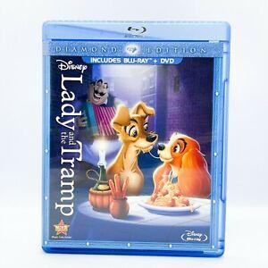 Disney Lady and the Tramp Diamond Edition - 2-Disc Blu-Ray DVD