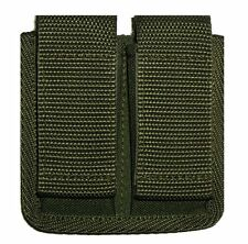 ZT Tactical USA Made Double Magazine Clip Pouch 9mm compact .380 single