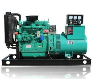 Diesel Generator Power Generator 30KW