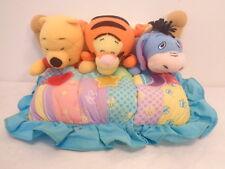 Winnie the Pooh Night Buddies Soother Musical Night Light Baby Crib Toy Plush