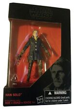 "Star Wars Black Series Han Solo Starkiller Base Walmart Exc. 3.75"" Action Figure"