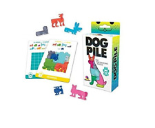 Brainwright Dog Pile The Pup Packing Puzzle 48Piece