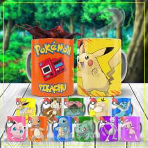 Pokemon Mugs - Gamer Mugs PIKACHU and friends Christmas gifting
