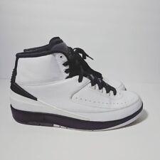 timeless design e2cef 80019 Men s Size 10 Nike Air Jordan 2 II Retro Wing It Black White Sneaker 834272-