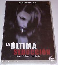LA ULTIMA SEDUCCION - The Last Seduction John Dahl - Precintada