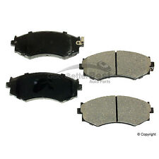 New ADVICS Disc Brake Pad Set Front AD0449 D10606J091 for Infiniti Nissan