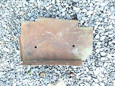 John Deere M tractor part - right & left step platform foot rest