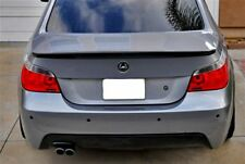 AC Style ABS Rear Trunk Spoiler For MY03-10 BMW E60 5-Series M5 (UNPAINTED)
