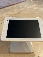 Clover Mini POS C201  The All In one Mini POS. W/Base Charger Swipe-Pay-EMV-Cash