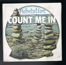 REBELUTION - COUNT ME IN - 11 TRACKS - 2014 - NEUF NEW NEU