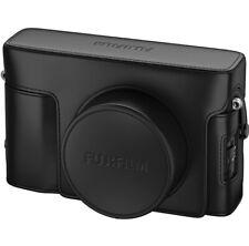 Fujifilm Leather Case for X100V Digital Camera (Black)