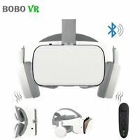 Bobo VR Z6 Bluetooth Casque Helmet 3D VR Glasses Virtual Reality Headset Glasses