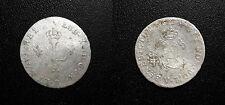 Louis XV - Double sol de billon 1739 Tour - V Troyes - L4L.499