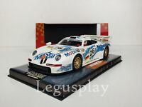 """Scx Scalextric Slot Ninco 50149 Porsche 911 GT1 """" 24h le Mans '96 """""""