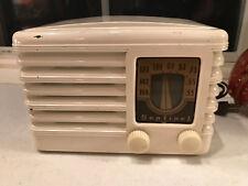 New Listing1949 Senitenal Model 1U-329-I Vacume Tube Working Radio