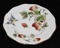 Coalport China, England STRAWBERRY Bread Plate