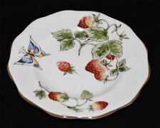 Coalport China, England STRAWBERRY Bread Plate