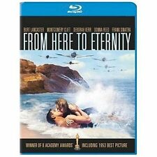 From Here to Eternity [New Blu-ray] Black & White, new-sealed