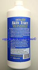 Aktiv Trace biosona-l  Aqua Light 1000ml  Futter für Niedere Tiere 19,90€/L