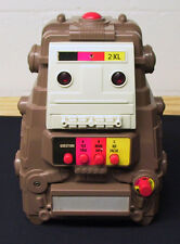 1970'S TYPE 2  MEGO TOY 2XL TALKING ROBOT 8 TRACK TAPE PLAYER TESTED WORKS GREAT